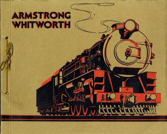 Armstrong Whitworth 1920s catalogue cover_w